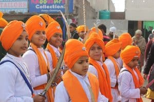 Factsheet: The Sikh tradition