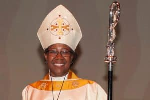 Bishop Barbara Harris on racism and sexism in C of E