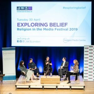 Exploring Belief – The 2019 Religion Media Festival