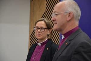 Bishops Tweeting 'Truth to Power'