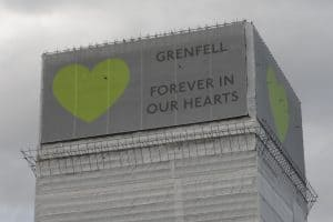 How Faith Groups helped in Grenfell Aftermath