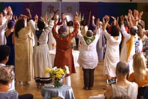 OneSpirit interfaith ministers mix and match religious practices