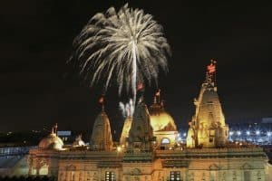 Diwali, the festival of lights, shines through Zoom