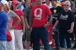 Analysis: QAnon functions as a religion. Its fantasies defy political logic