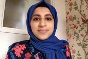 Interview/briefing with Zara Mohammed