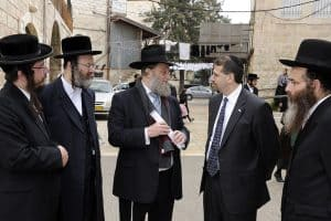 Factsheet: Haredi Jews