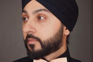 Here's my hair: TikTok Sunny shines a light on his Sikh faith